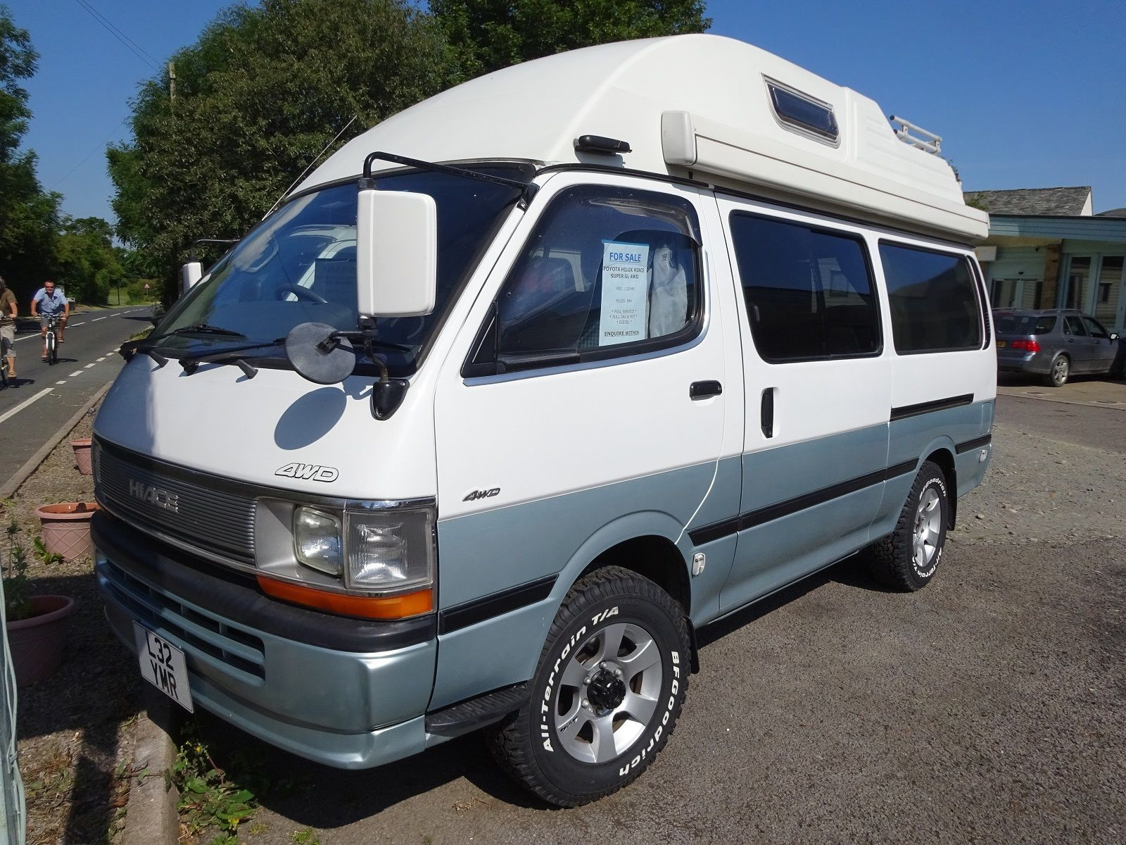 used toyota motorhomes for sale on ebay