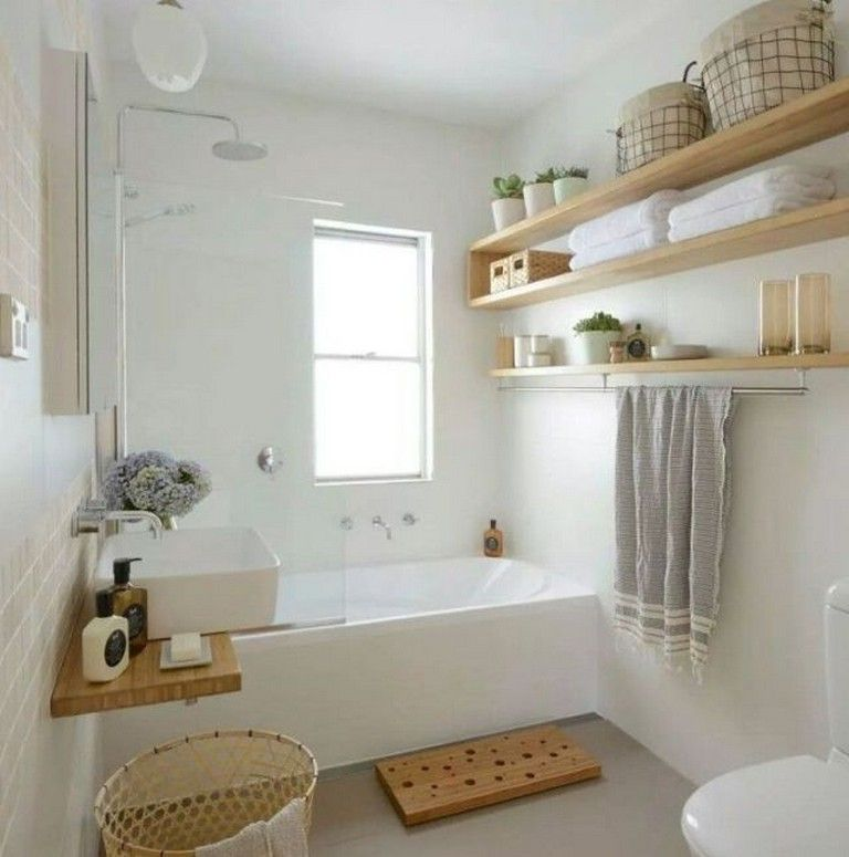 95+ Amazing Small Bathroom Remodel Ideas For the Home Pinterest
