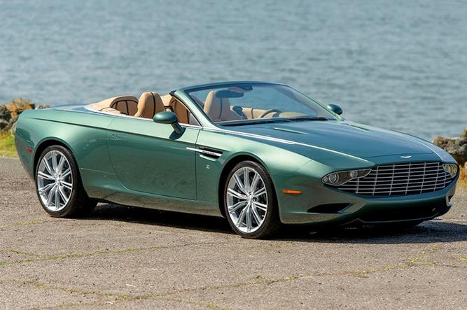 2012 Aston Martin Db9 Centennial Spyder Zagato Concept Aston Martin Sports Car Aston Martin Aston Martin Cars