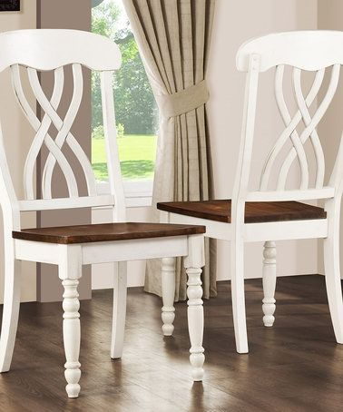 Love This White Yorkshire Dining Chair