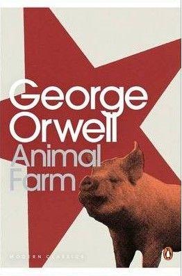 Animal Farm By George Orwell Animal Farm Book Animal Farm George Orwell Farm Animals