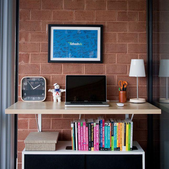 get up stand up 10 do it yourself standing desks via brit co furniture ikea standing. Black Bedroom Furniture Sets. Home Design Ideas