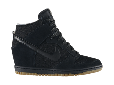 f44b76020e3d Nike Dunk Sky Hi - Black w the Gum Sole - I ve been patiently awaiting for  Nike to do this colorway in the Dunk Sky Hi.