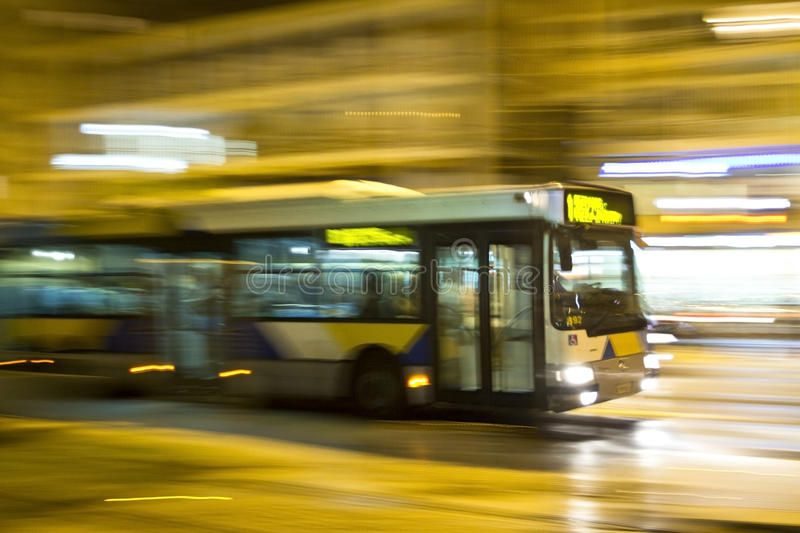 Motion blur photo