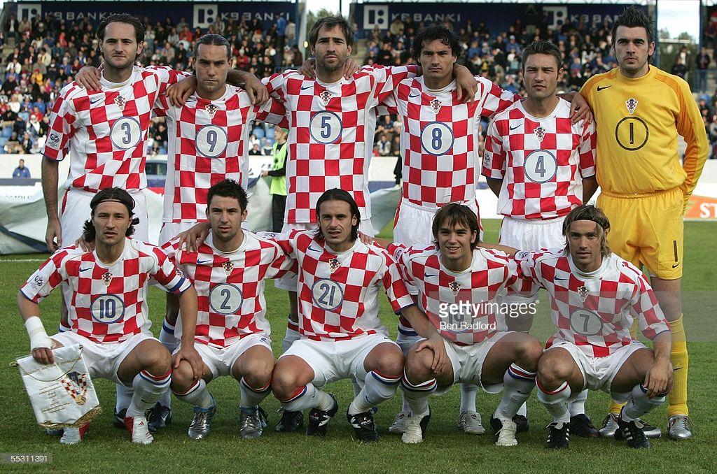 Croatia Portraits World Cup 2006 Previews Croatia