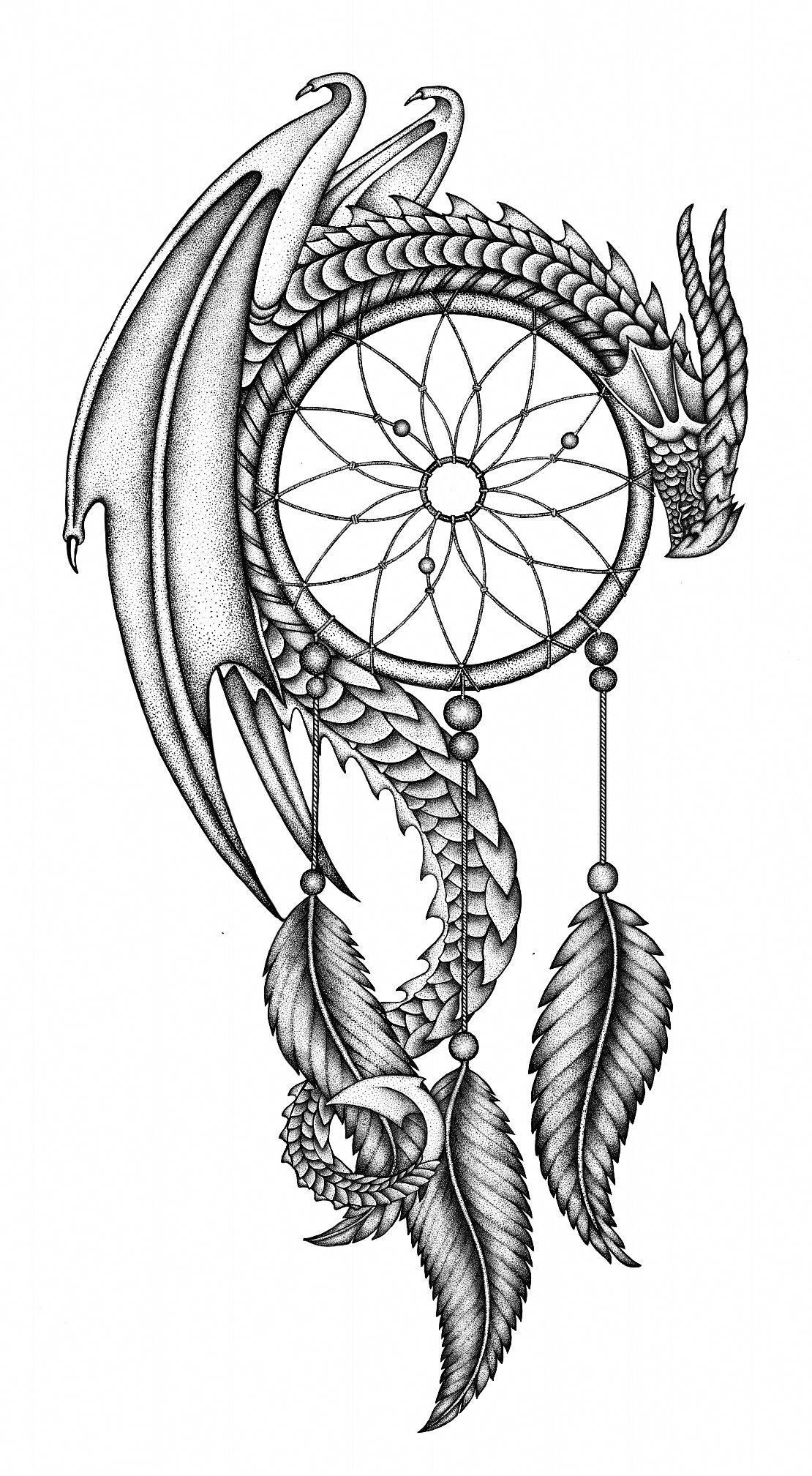 small tattoos on back of neck Tattoosonneck Dragon