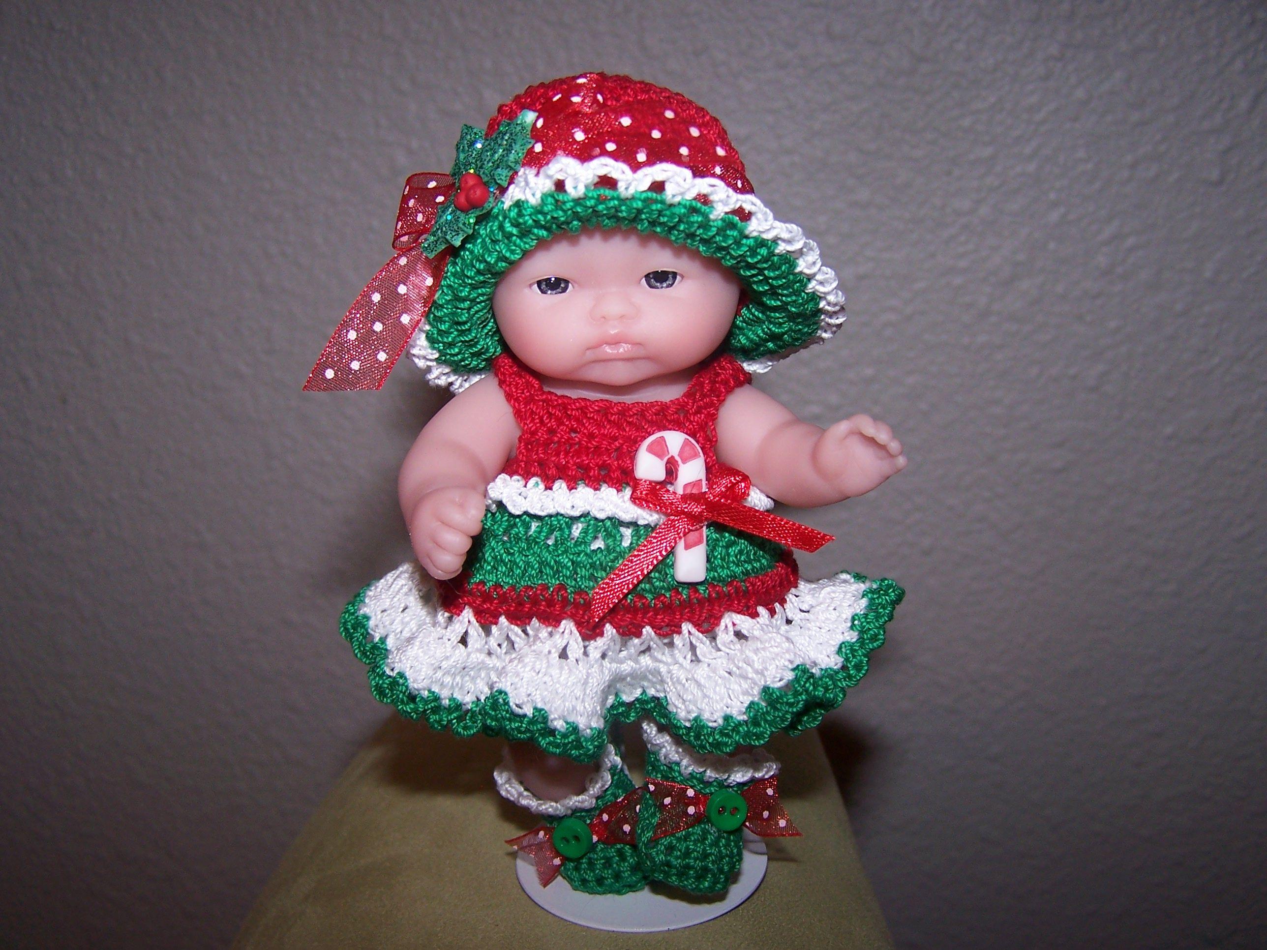 Merry Christmas Baby # 389 | Dolls, Berenguer 5\