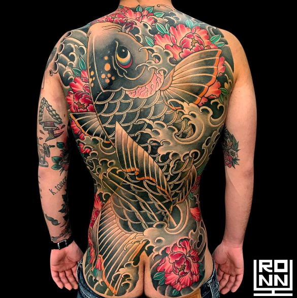 20 Beautiful Japanese Tattoos