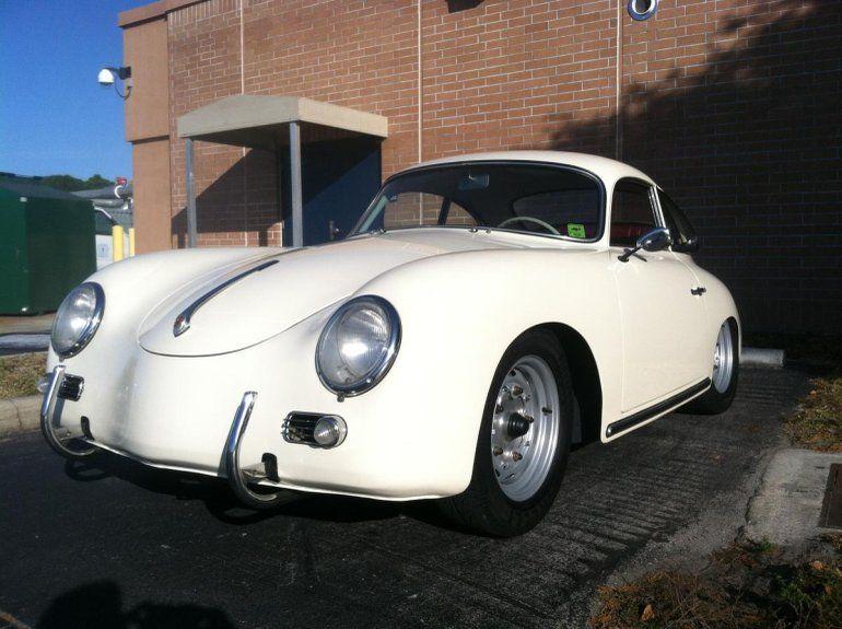 1958 Porsche 356A Super - Outlaw