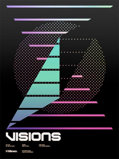Visions | 80s graphic design | Pinterest | Design, Graphic