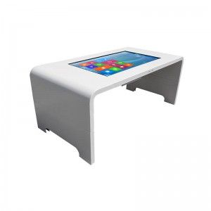 Table Tactile Interactive Multitouch Infrarouge Capacitif 4 Table Basse Table Tactile Mobilier