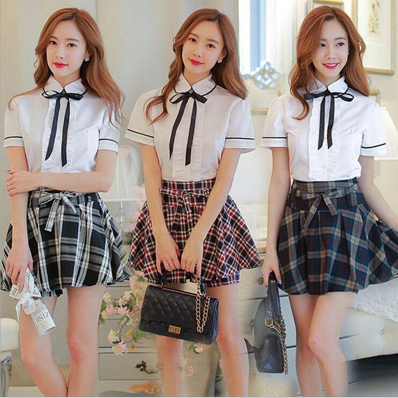 Super New Hot Sale Alta Estudante Universitário Uniformes Japão Coreia  NG43