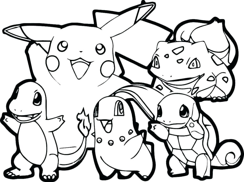 Coloring Pages For Thanksgiving Picture Pikachu Coloring Page Pokemon Coloring Pages Pokemon Coloring Sheets