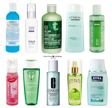 Best Toner For Acne Prone Skin Pimples In India Our Top 10