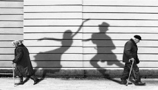 Dance by shadows