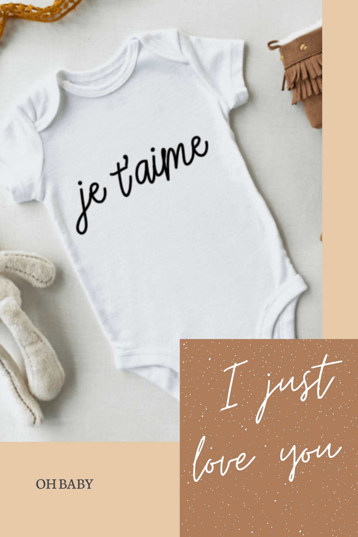 Pregnancy Announcement in French Surprise Pregnancy Announcement