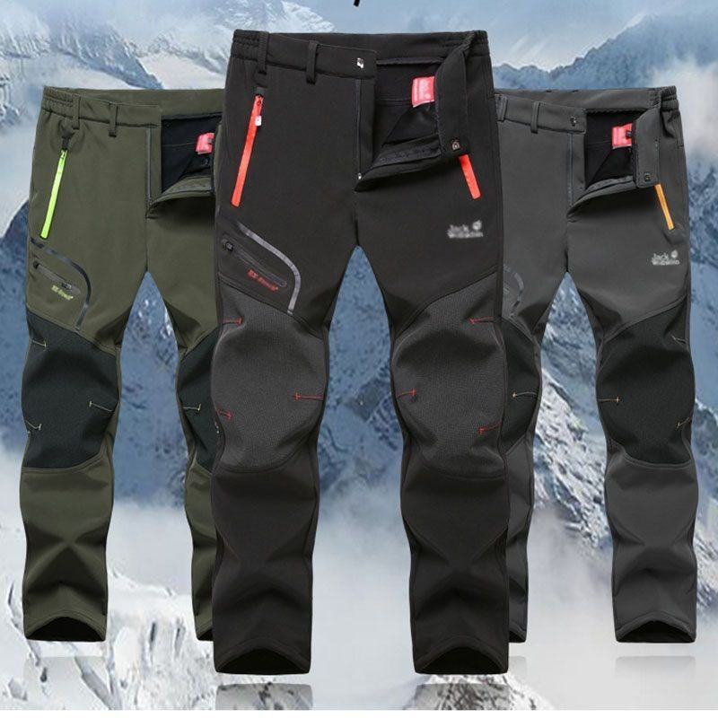 Hiking cargo pants for men