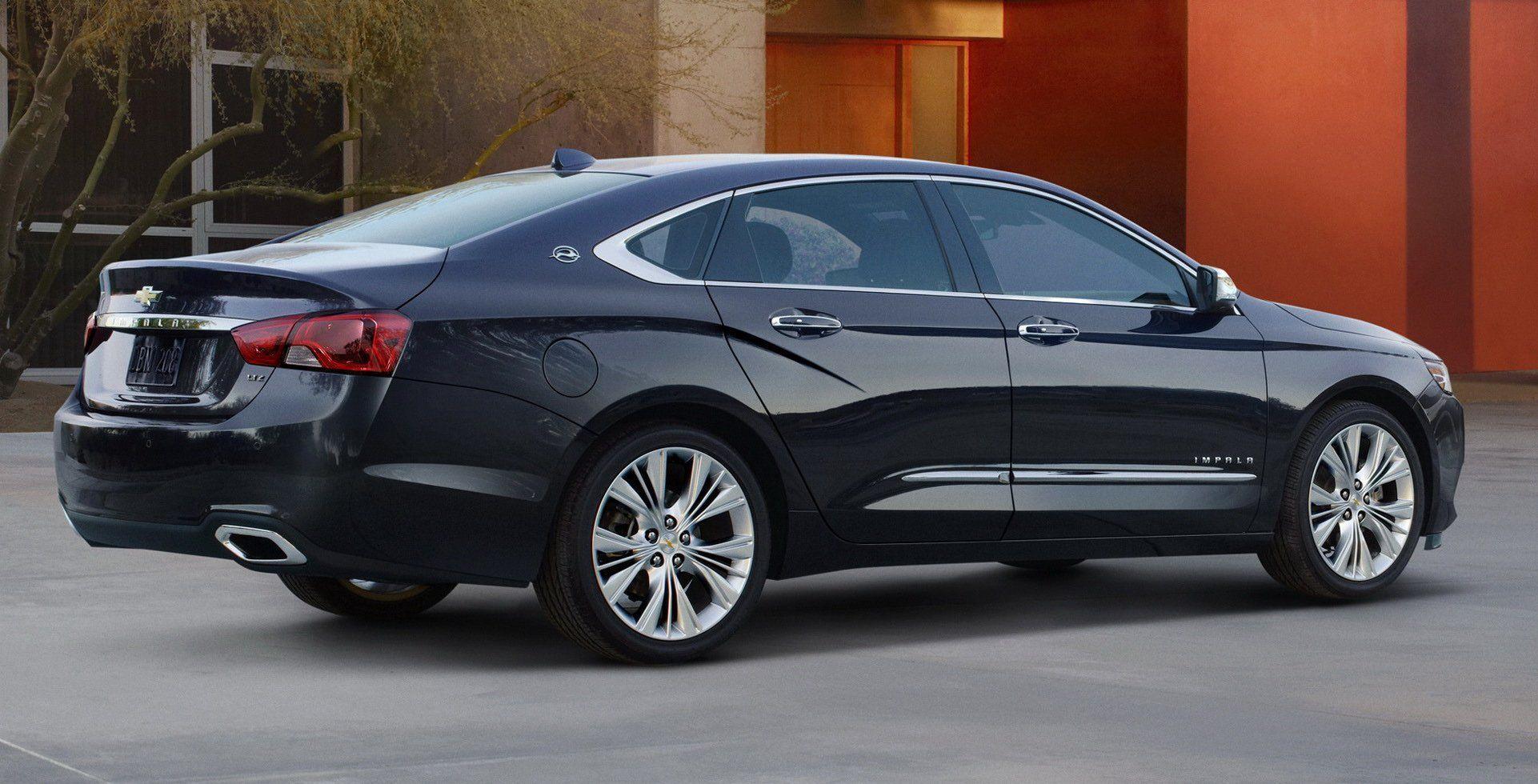 2025 Chevrolet Impala A Retrospective Study To Saving Americas