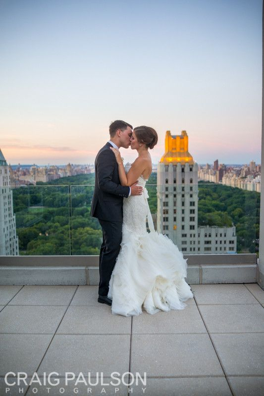 Brides Wedding Dress Parker New York