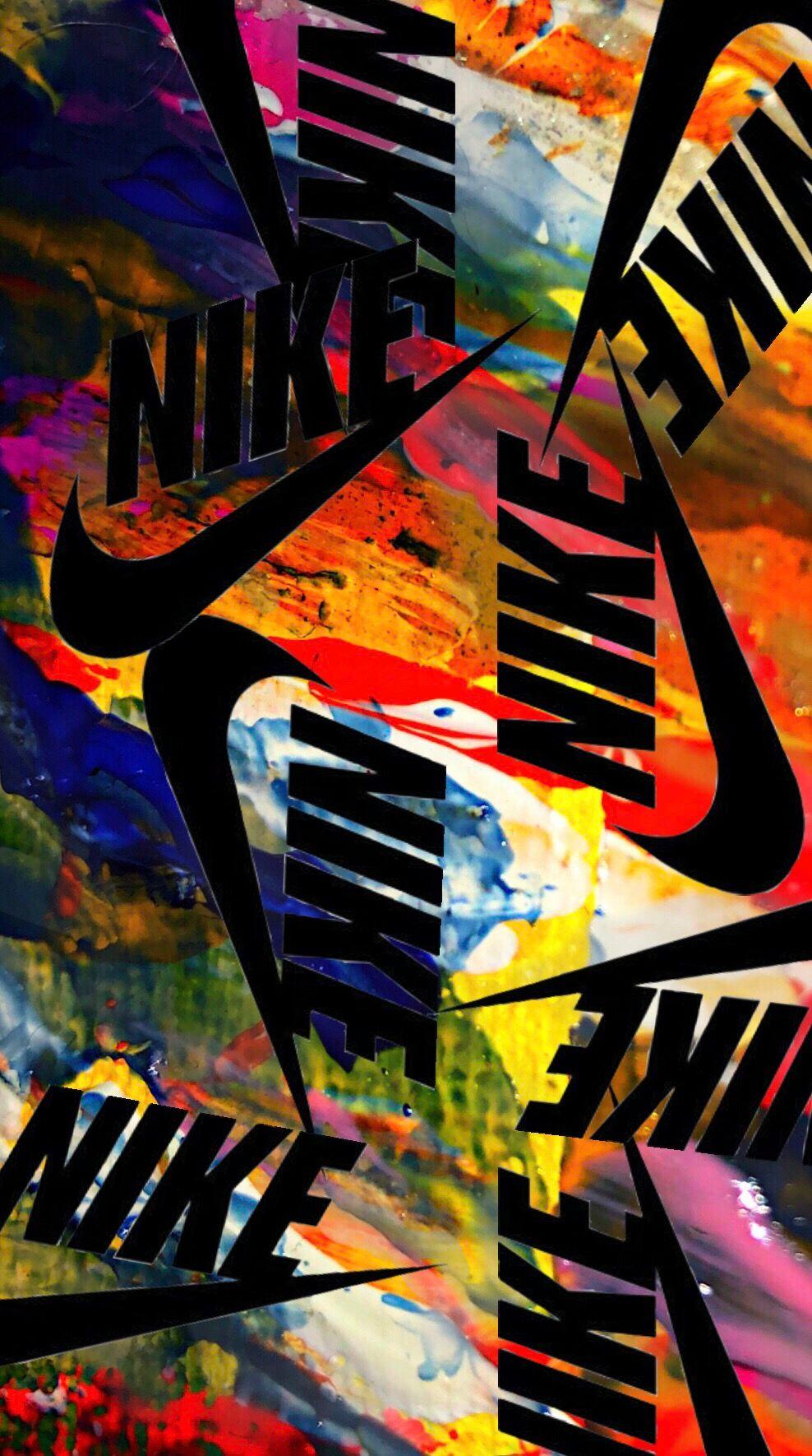 Nike Best Home & Lock Screen Wallpaper- Artist Darren Hamaker | Home lock  screen, Lock screen wallpaper, Abstract wallpaper
