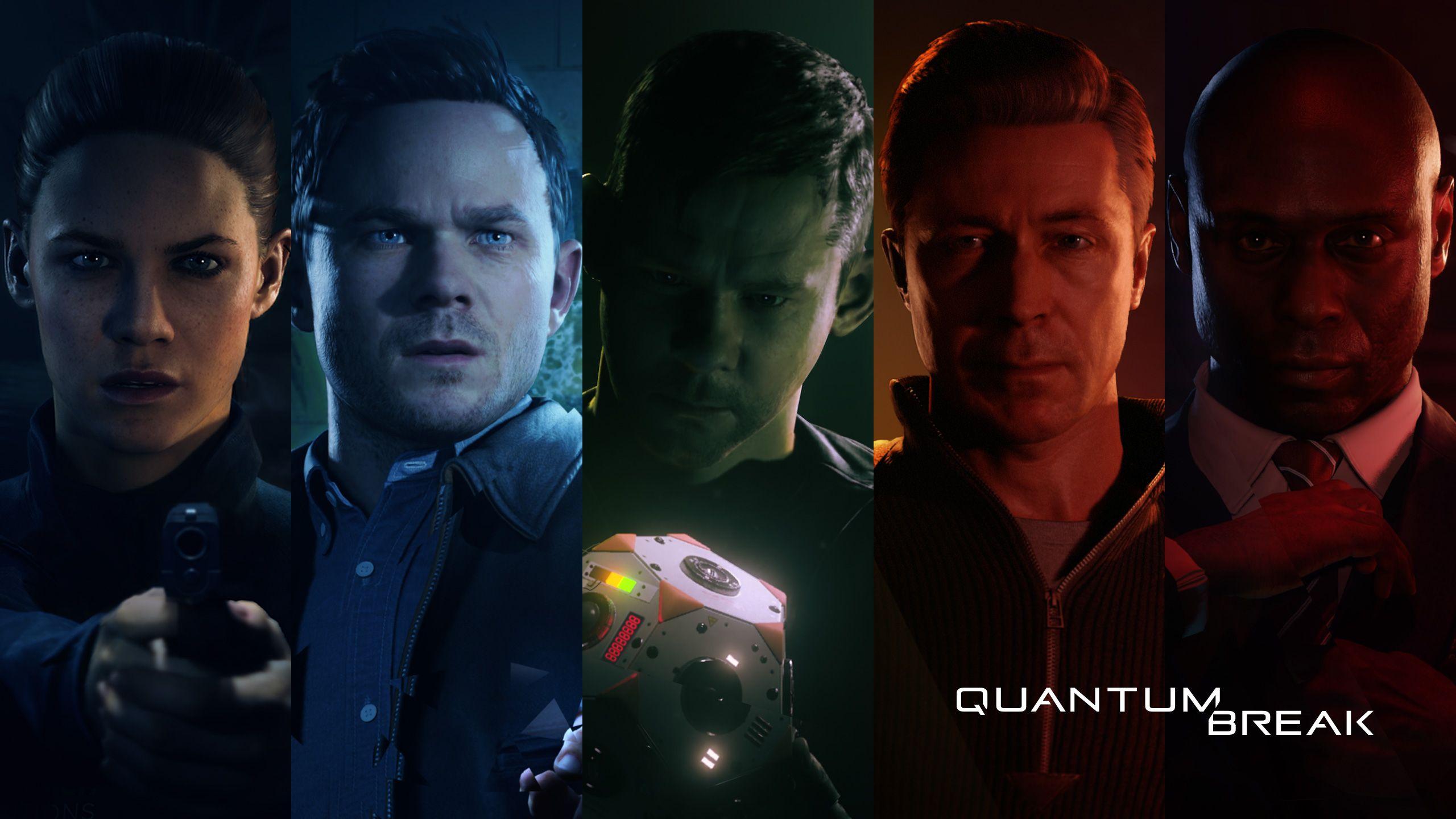 Quantum Break (RUS/ENG) [Дополнение с офлайн-сериалом]
