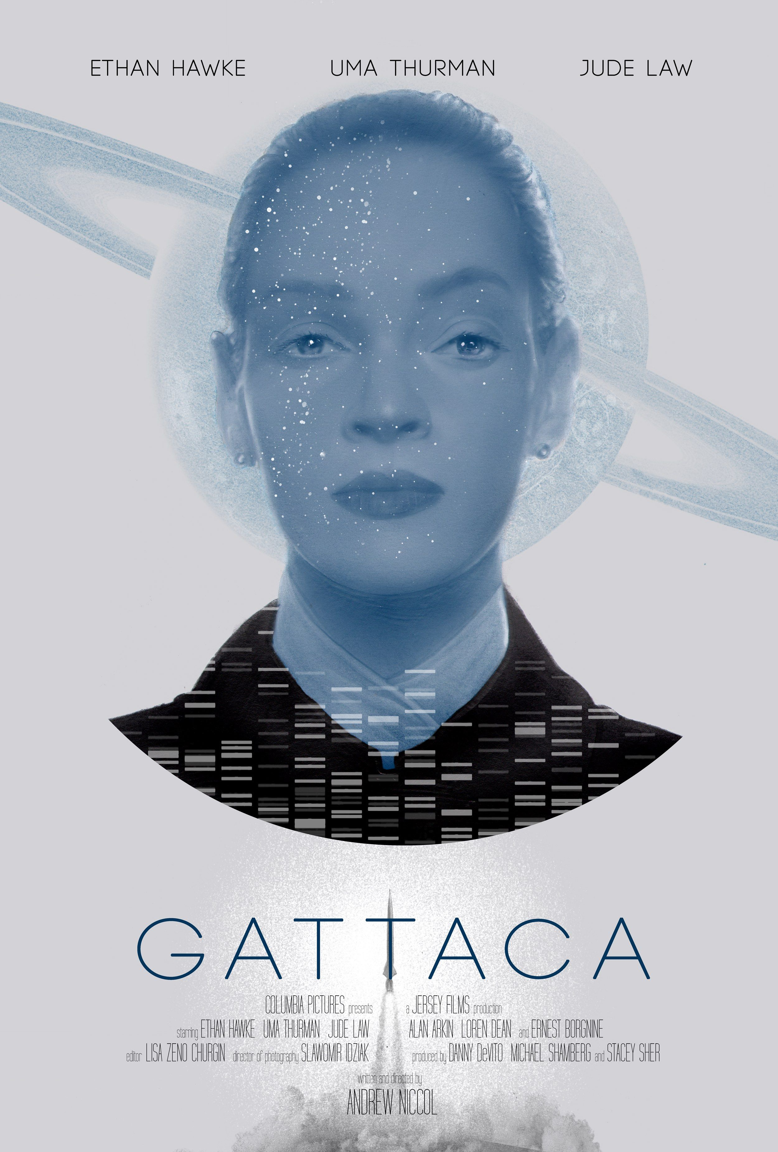 Gattaca – Valid by Greg Ruth