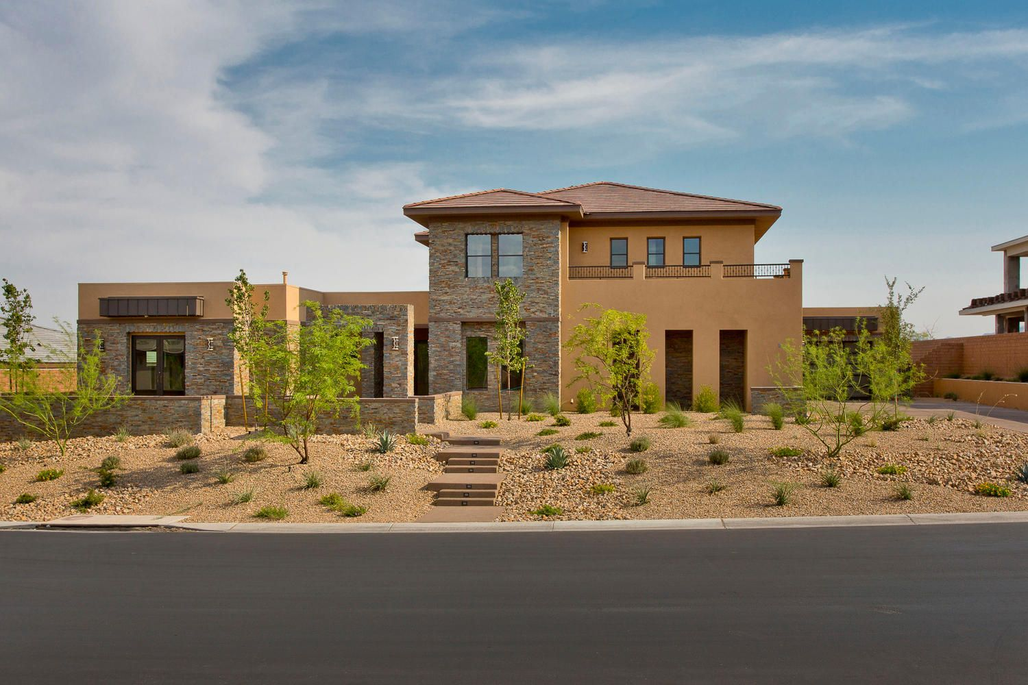 I liked this suburban home in Las Vegas, Nevada