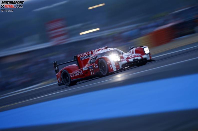 24 Stunden von Le Mans (Zoom), - Rennen14.06.2015, 01:50:17 - World Endurance Championship WEC bei Motorsport-Total.com