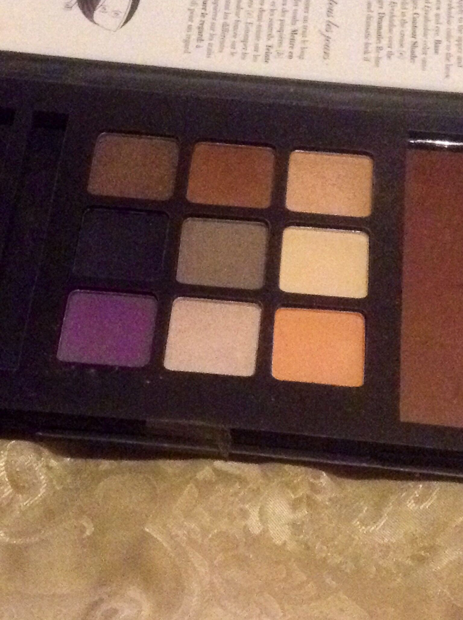 E.L.F Beauty Book. Purchased from Big Lots, clearance $3.00.