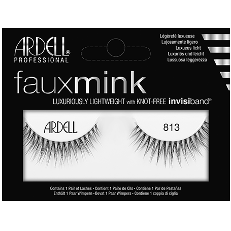 62fd870e826 Ardell Faux Mink Eyelashes - 813 $5.25 Visit www.BarberSalon.com One stop  shopping for Professional Barber Supplies, Salon Supplies, Hair & Wigs, ...
