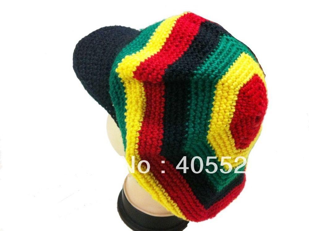 Crochet Jamaican Hat Pattern  23db64e220c