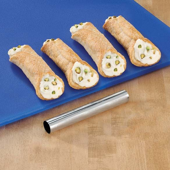 Cannoli Kitchen: Create The Perfect Cannoli Every Time With Our Cannoli