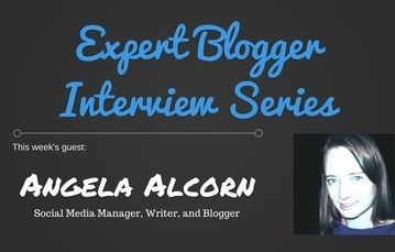 Expert Blogger Interview: Angela Alcorn