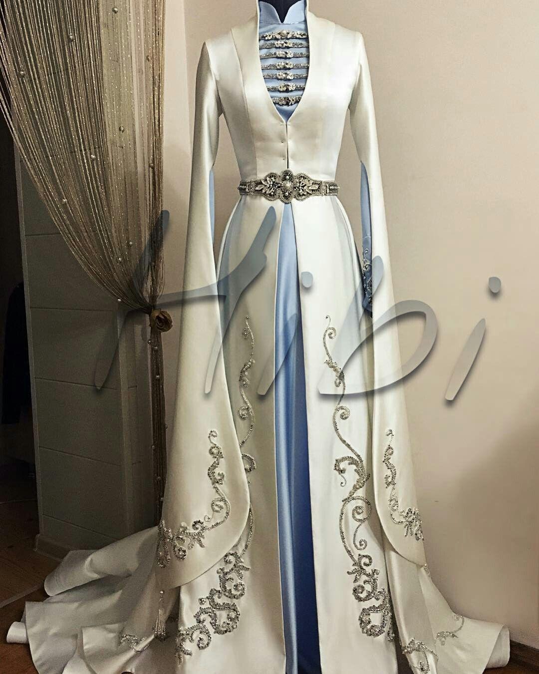 f37d316717 Dress long sleeve wedding baby blue fairy renaissance elves theater ...