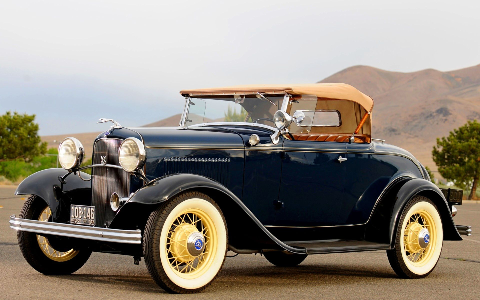 1932 Ford Roadster | Cars of the 1930s. | Pinterest | 1932 ford ...