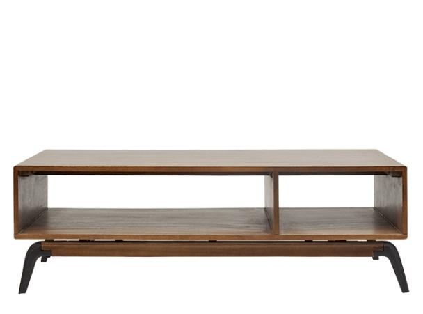Lucien Coffee Table Dark Mango Wood Living Room Coffee Table Coffee Table Wood Dark Wood Coffee Table