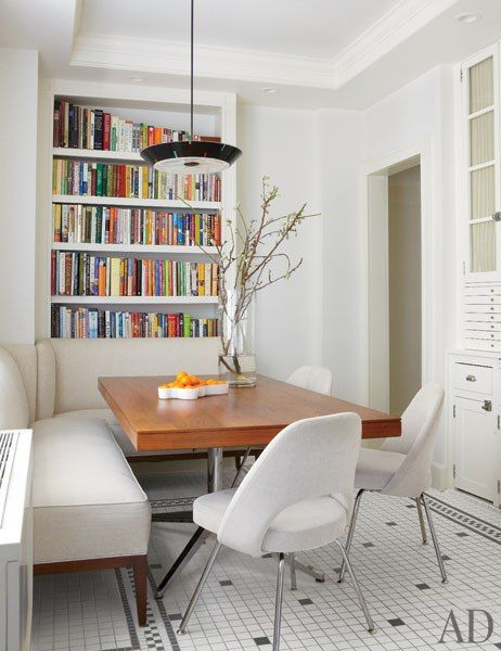 Michael J. Fox and Tracy Pollan's Refined Manhattan Home