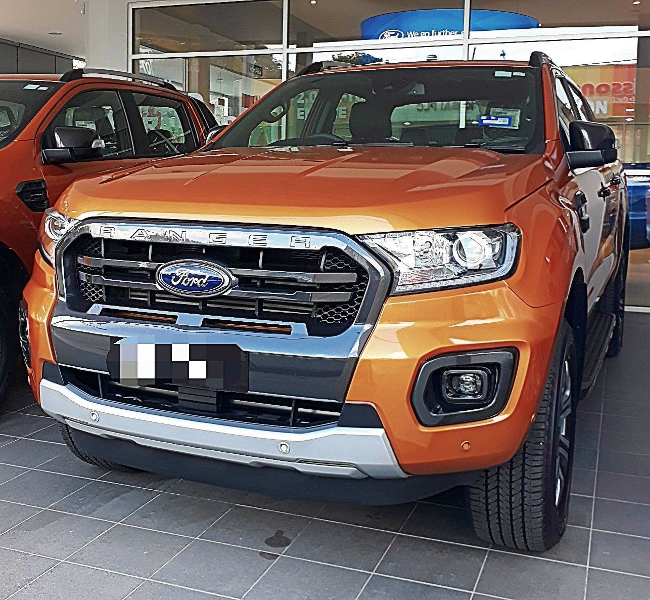 New Ford Ranger Wildtrak 2019 In Malaysia Ford Ranger Ford