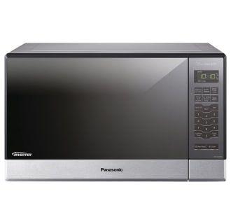 Panasonic Nn Sn686 Countertop Microwave Oven Microwave