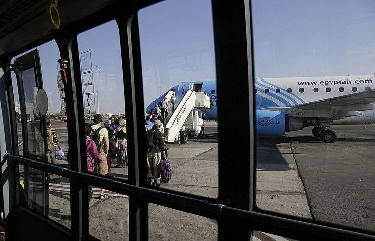 Aircharter Russia Expects Egypt To Sign Aviation Security Agreement