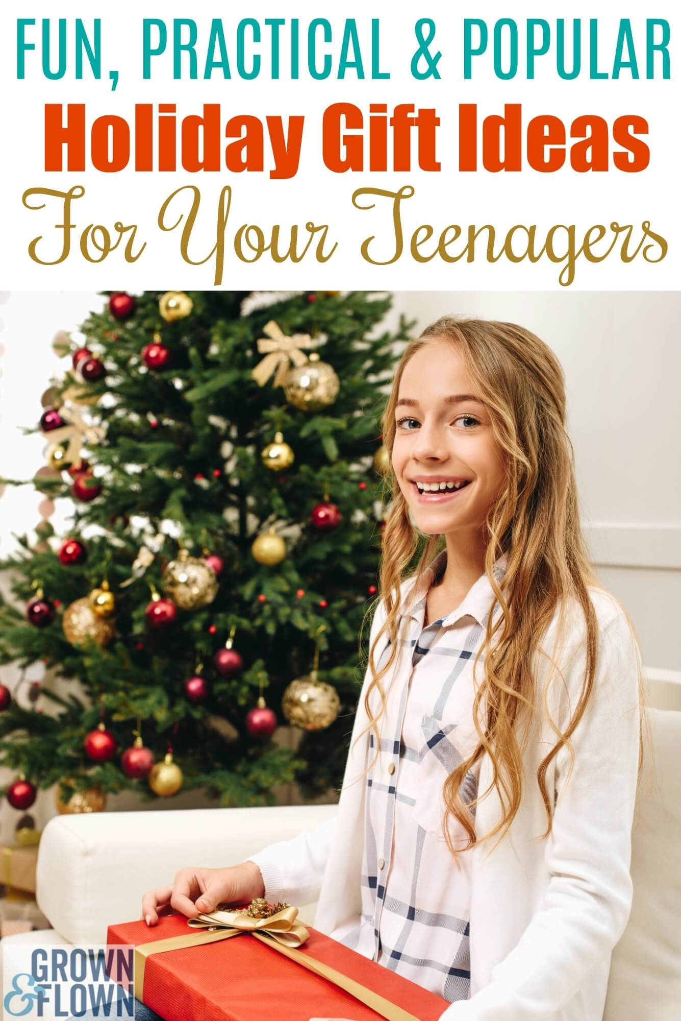 Holiday T Ideas For Teens Practical Trendy Or