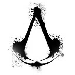 Assassin S Creed Logo With Words Bing Images Assassins Creed