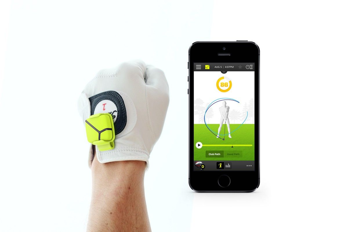 Zepp Golf Kit Golf swing analyzer, Golf backswing, Golf tips