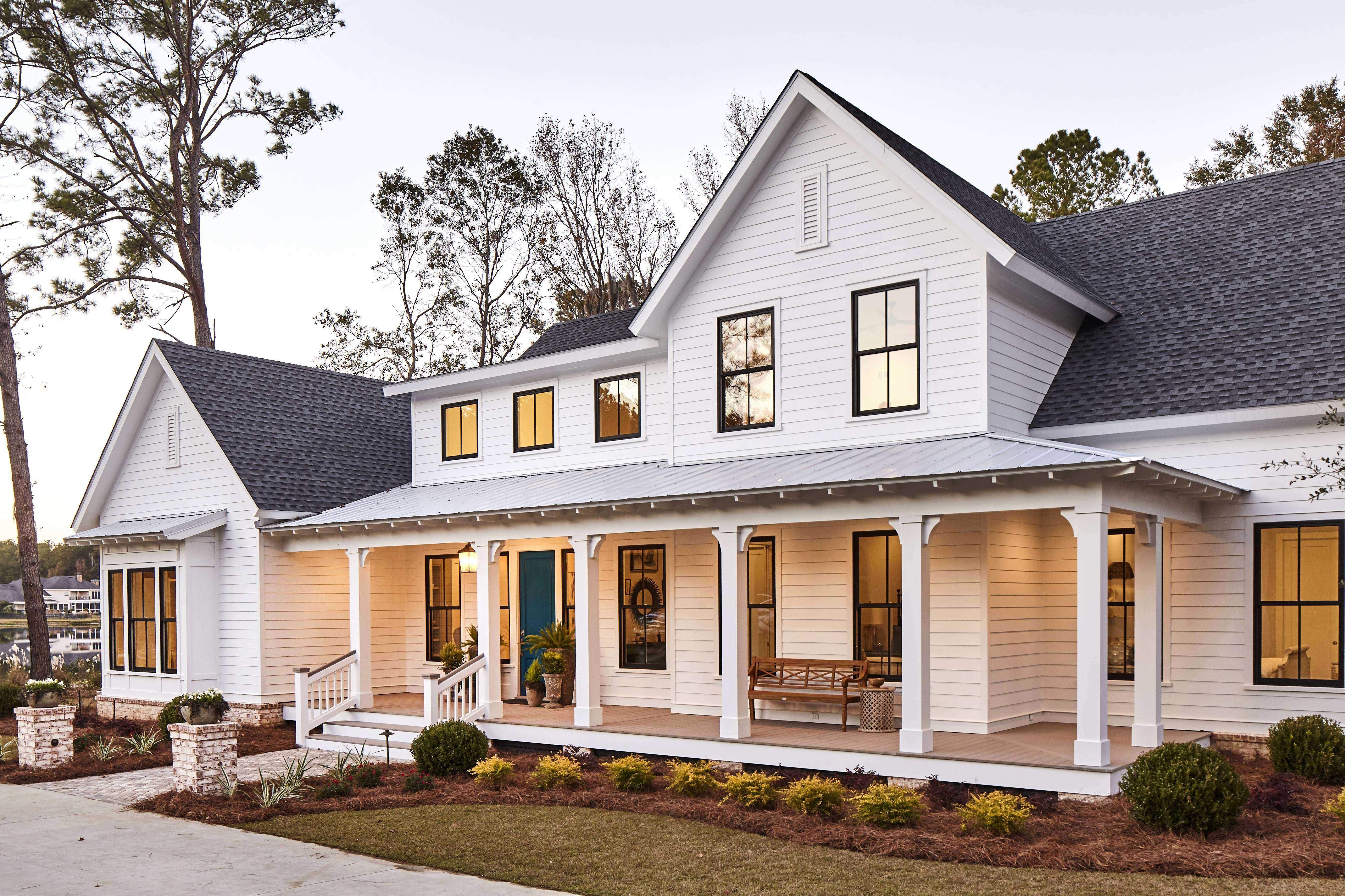 One story southern farmhouse inspirational one story