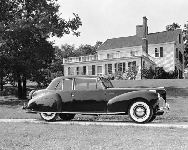 In photos: The luxurious Lincoln Continental through the decades ...