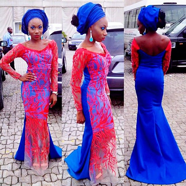 Heart-Appealing Aso Ebi Styles You Would Always Cherish - Wedding Digest NaijaWedding Digest Naija
