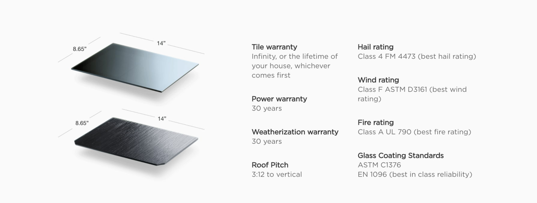 Tesla Releases Details Of Its Solar Roof Tiles Cheaper Than Regular Roof With Infinity Warranty And 30 Yrs Of Solar Roof Tesla Solar Roof Solar Power Facts