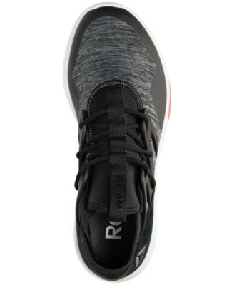 Reebok Women s Hayasu Casual Sneakers from Finish Line - BLACK VITAMIN  C WHITE 9.5 5820b6acd