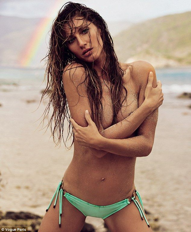 shoot photo Nude beach