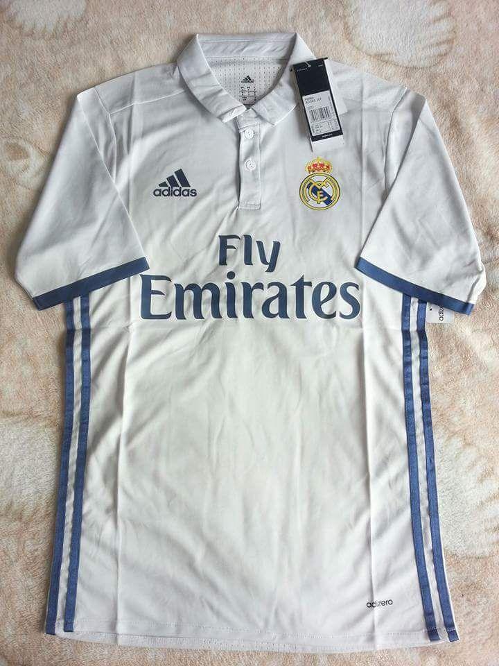 ed63f724d Adidas Adizero Real Madrid FC Home Authentic Jersey 2016 17 Football Sport  FIFA  adidas  RealMadrid